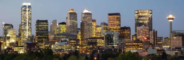 Calgary skyline, Office Move Pro office movers Calgary home page