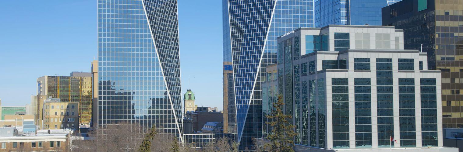 Regina Canada skyline