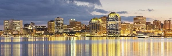Halifax skyline, Office Move Pro, office movers Halifax home page