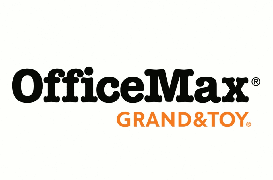 OfficeMax Grand & Toy logo