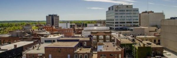 St. Catharines skyline, Office Move Pro, office movers St. Catharines home page