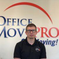 Headshot of Waldo Rapak, Managing Partner Office Move Pro Edmonton